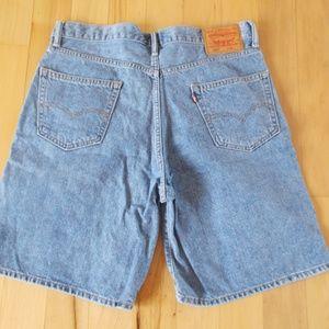 Men's Levi Strauss & Co. 550 Denim Shorts, W36